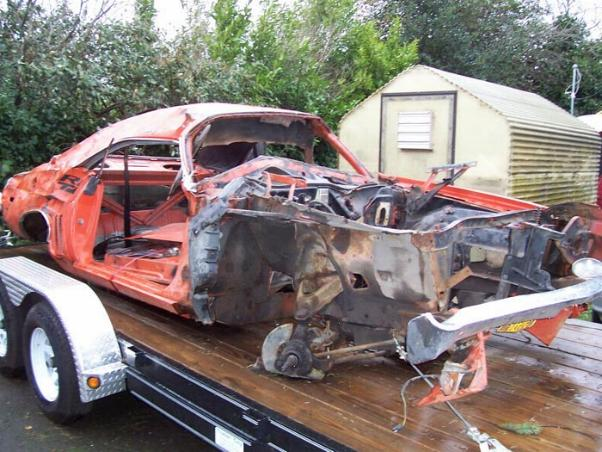 Cars In Barns 155