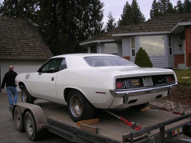 1971 'Cuda 340 For Sale